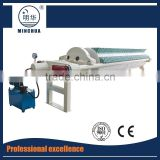 bleaching earth leaf filter machine