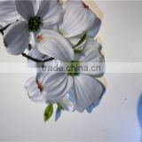 Home garden decoration 70cm hight white cornus chrysanthemum wedding flower EHMF03 0403