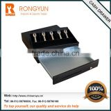 Wholesale register drawer cash Powder coating mini cash drawer