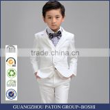 Custom Made Boys Tuxedo Suits Korean Boys White Suit