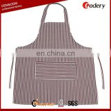 2014 Hot selling wholesale canvas apron for household