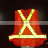 EN20471 Policeman Working Reflective Safety Vest Traffic safety vest workwear reflective uniform