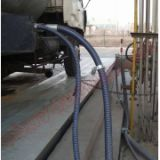 High Performance Oil Tank Truck Acid Chemical Hose Stainless Steel Wire Helix