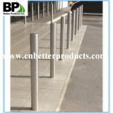 Parking Bollard with high strength steel