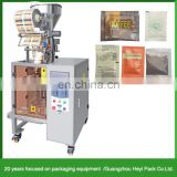 Automatic sachet salt and pepper packing machine