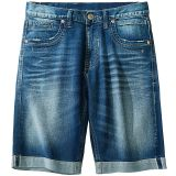 OEM Selvedge Denim Shorts for Men Quality Selvedge Line Jeans