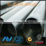 Hot Sale Material BS Standard Electrical Round Steel Pipe For Gas Pipe From Shanghai Supplier