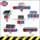 Wholesale Red And Blue Solar Flashing Light Timer Manufacturer
