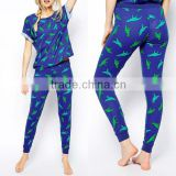 OEM manufacturer wholesale fashion women cotton pyjamas                                                                         Quality Choice