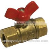 High Qulity Classical Male Thread Union Ppr Brass Ball Valve