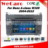Wecaro WC-MB7682 Android 5.1.1 navigation system for Benz A B Class W169 W245 2005-2012 Car DVD Player radio gps multimedia