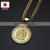 Premium and traditional buddha pendant Silver and Gold for Fashionable made in japan , Other pendants also available