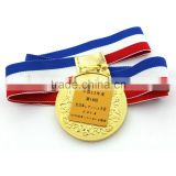 Custom sport athletic match medals competition