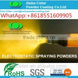 electrostatic spray Anti Scratch Resistant Anti Graffiti Powder Coating paint