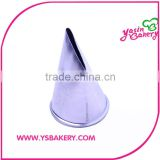 Cake Decorating Stainless Steel Pastry Nozzle for Welding Cakes