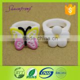 new arrival china supplier pvc finger ring,rubber ring