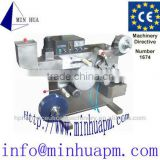 mini alu/pvc blister packing machine dpt-80