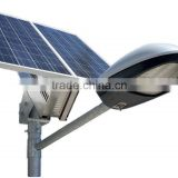 Satisfactory Prices Of Solar Street Lights/Solar Street Lamp 30W IP66 With Bridgelux LED Chip
