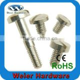 double threaded wood screws