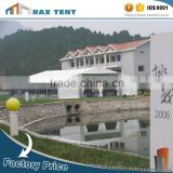 OEM factory sound proof tent with glass wall for foreign trade