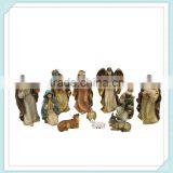 Catholic Religious Items Christmas Nativity Set With Ready Mold