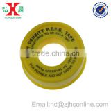 2015 Yellow 100% PTFE Thread Seal Tape