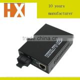 10/100/1000M Optical Fiber Gigabit Fiber Media Converter