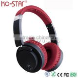 Classical Style Wholesale V 4.0 RoHs Bluetooth Wireless Headphone with Rechargeable Battery