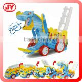 Battery operated fire truck toy wholesale toy with light