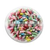 wholesale cheap loose colorful acrylic beads to make beautiful bracelets