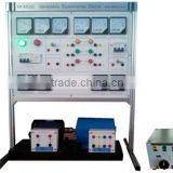 XK-MG02 DC motor AC Generator Practical Training Equipment for Laboratory, Electrical training