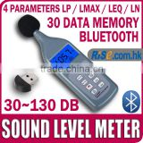 Digital Bluetooth (30 ~ 130 dB) Decibel Noise Measure Sound Level Meter