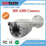 Kendom KD-IW7030MF-AH15 2016 Hot selling Waterproof CCTV Security HD IR Mini Bullet Camera AHD CCTV Surveillance with Metal Casi