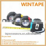 5m/16feet flexible steel professional hand tools factory industrial tape measures with Your Logo or Name