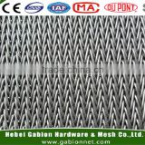 steel wire rope conveyor belt/ metal mesh conveyor belt for aggregate