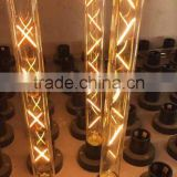 Edison style led bulb vintage T30 led filament bulb Dimmable filament church crystal chandelier