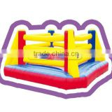 Cheer Amusement Boxing ring Inflatable Toys Interactive Product with sport