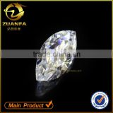 best replacement for CVD diamond top quality VVS marquise cut moissanite diamond