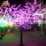 Pink cherry blossom tree for wedding decoration center pieces decorating