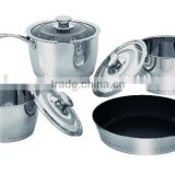 best price for stainless steel amc saladmaster cookware cooking pot set