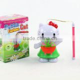 Brand new led bubble gun with high quality