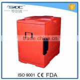 Front Load Food Pan Carrier for Catering, Insulated food carrier for Pans