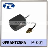 Antenna Manufacturer SMA Female Connector Magnetic Mount RG174 3M cable glonass gps passive antenna