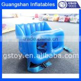 PVC NEW Safety Inflatable Baby Dinner Chair cushion