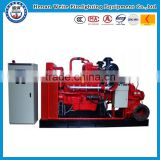 XB fire pump made in weite Strength of the manufacturers XBC fire pump set is general with 12V135 series diesel engine