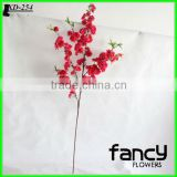 pink artificial cherry blossom branches wholesale wedding decoration