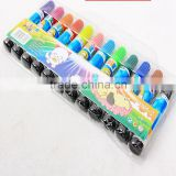 12 colors creative water color pen washable and eco-friendly paint pen sets for promotional