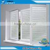 alibaba China Supplier pvc self adhesive vinyl/ patterned/tinted decorative glass window film