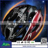 Safety Bicycle Helmet with LED light Bike Head Protect for Wholesale