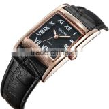 Top Brand SKONE Design Leather Strap Roles Watches Men
